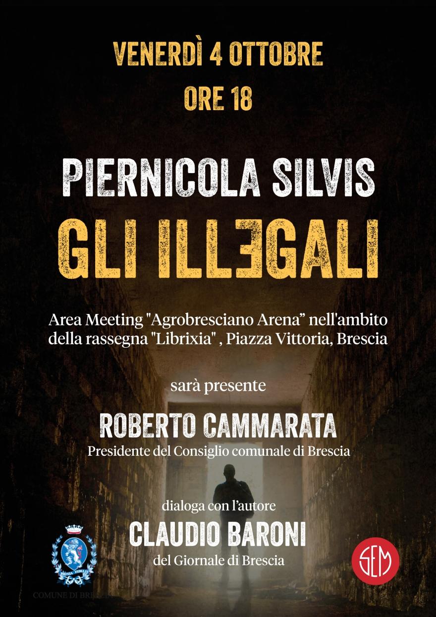 Invito P. Silvis Brescia 4.10