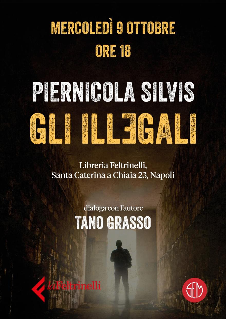 P. Silvis Gli Illegali Napoli 9.10
